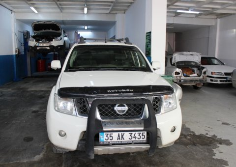 Nissan Özel Servisi