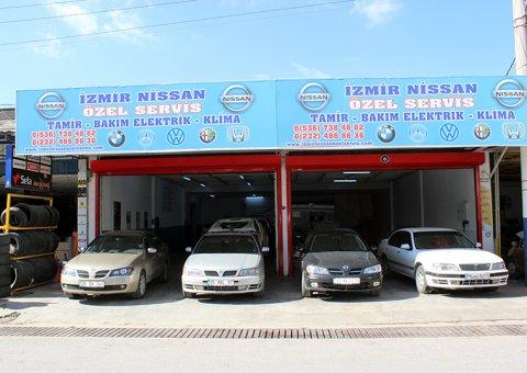 İzmir Nissan Özel Servis